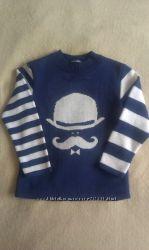 Модный свитер 116р в идеале