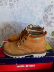 Кожаные деми ботинки Pablosky 34р