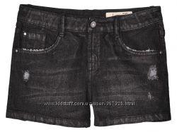 S, м 36, 40, 42 евр. женские джинсовые шорты esmara коллекция heidi klum