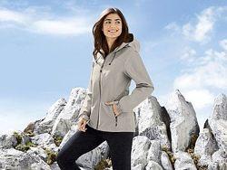 М42 евр. женская трекинговая куртка crivit