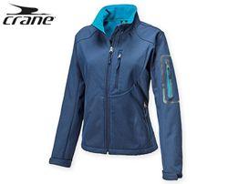 L4446 евр. куртка softshell от crane