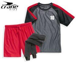 110-116, 122-128, футбольный костюм на мальчика от crane