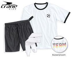 134-140, футбольный костюм от crane