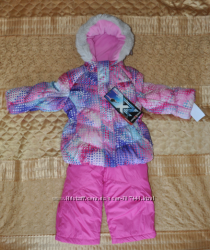 Зимний Комбинезон ZeroXposur 2 и 4 годика розовый