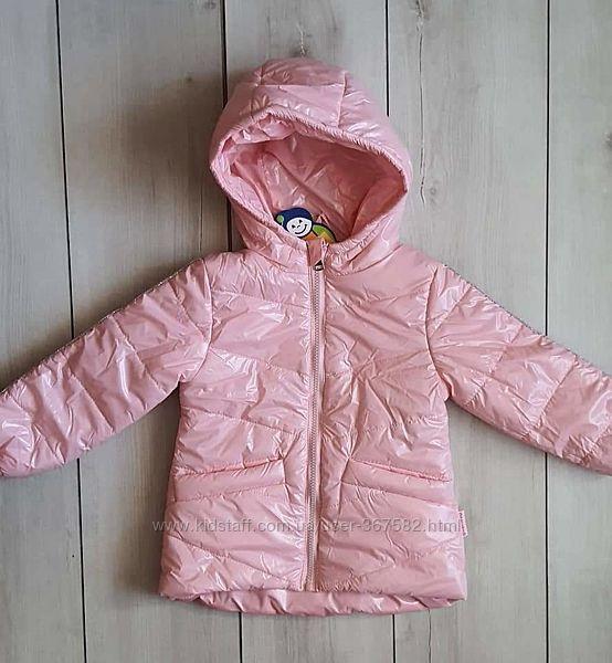 Модная куртка на девочку Одягайко