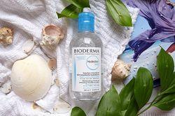 Bioderma hydrabio h2o micelle solution увлажняющая мицеллярная вода 100 ml