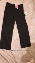 Школьные брюки George чёрные, 6-7 лет