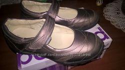Школьные туфли  Pediped