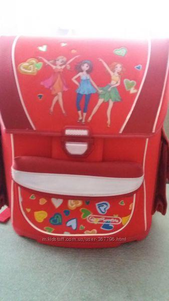 Рюкзак немецкой фирмы HERLITZ для девочки, 650 грн. Сумки и рюкзаки для  детей купить Александрия - Kidstaff   №23218484 2add32c8fe5