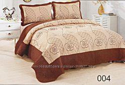 Комплекты стеганых покрывал для спальни