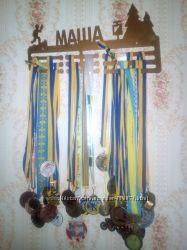 Медальница, медаль, награды, холдер