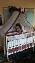 Кроватка Geoby  от рождения
