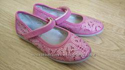 Туфли для девочки Girls, 28 размер