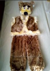 новогодние костюмы медведей, карнавальные, на утренник