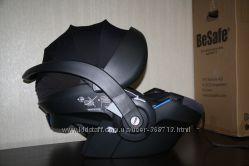 Автокресло BeSafe iZi Go Modular iSize Midnight Black 560001