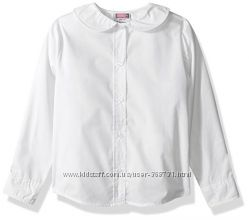 Школьная форма Блузка GENUINE с длинным рукавом. Размер 8, 10. США.