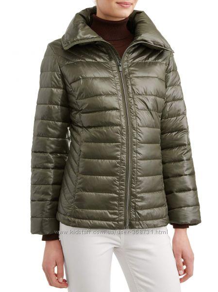 Женская пуховая стеганая куртка BIG CHILL . Размер M. Оригинал из США.