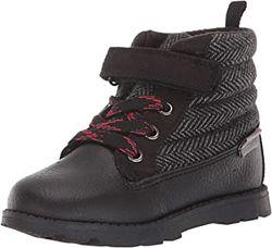 Детские  ботинки для мальчиков Carters Copa. Размер 33. Оригинал из США.