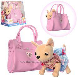 В наличии, собачка в сумочки Кикки в ассортименте. Аналог chi love ЧИ ЧИ ЛА