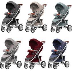 Детская прогулочная коляска CARRELLO Vista CRL-8505, Дождевик в подарок