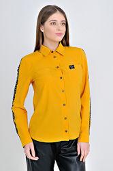 Рубашка Монако - змеиная грация MoDiva модель 254