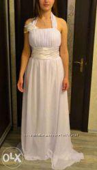 Продам свадебное платье в греческом стиле.  Возможен прокат