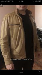 Куртка кожаная. Канада.
