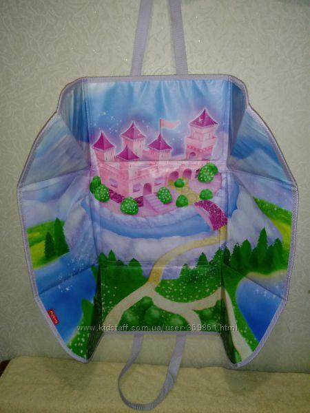 Коробка-коврик ZipBin Замок Феи