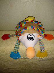 Игрушка Nuby подвеска на коляску Ёжик