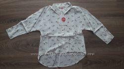 Рубашка для девочек Glo-story на 98-128рост