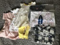 Новые в упаковке на подарок платья CHICCO, Old Navy, Carters