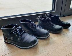 Ботинки Timberland и Unionbay