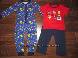Разные пижамки на мальчишек