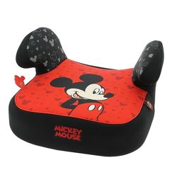 Автокресло-бустер 23 Nania dream Mickey Mouse