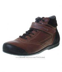 Кожаные ортопедические ботинки Protective - Германия.