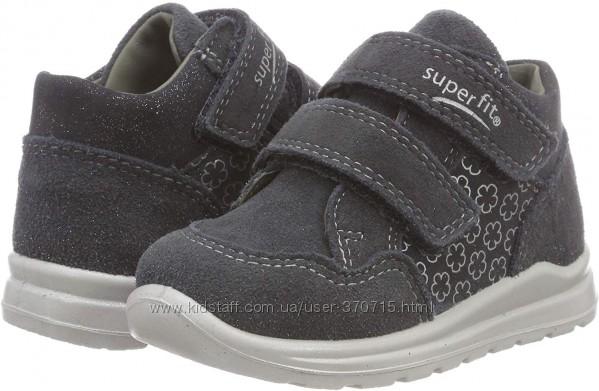 Новые высокие кроссовки, деми ботинки для девочки  Superfit 23размер