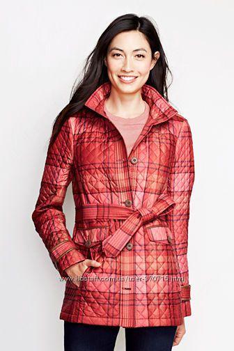 Демисезонная куртка Landsend на утеплителе Primaloft  размер  XL