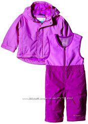Распродажа Зимний костюм Columbia Baby Buga Snow Set Omni-Heat 6-12мес