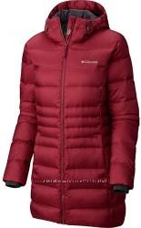 Зимний пуховик Columbia Sportswear Hellfire Mid Down Hooded Jacket размер L