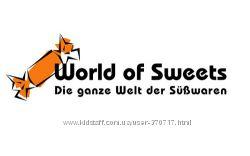 Мир сладостей без комиссии, Worldofsweets.