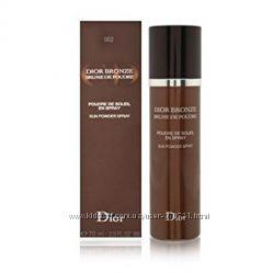 Пудра-спрей для лица Dior Bronze Brume de Poudre Sun Powder Spray