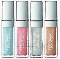 Гелевые водостойкие тени-блеск Dior 1 Couleur Eye Gloss
