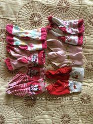 Носки мазекеа 12 см. на девочку хлопковые отличного качества и состояния