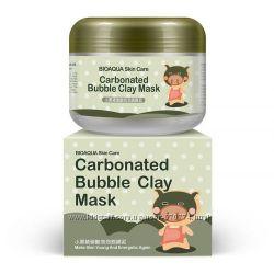 Знаменитая кислородная маска для лица Carbonated Buble