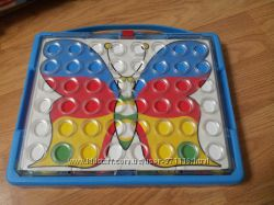 Quercetti крупная мозайка для развития