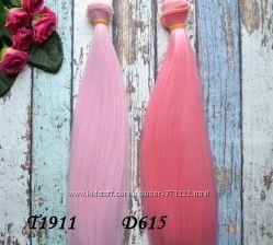 Волосы для реставрации куклы кукол  25см Киев