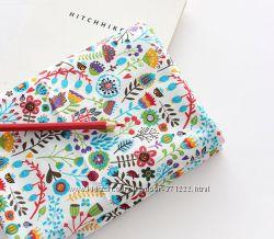 Корейский хлопок. ткань для пэчворка, скрапбукинга, тильды 5