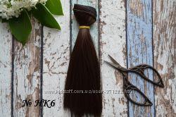 Волосы для реставрации барби, Монстер Хай и других кукол