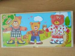 Деревянная игрушка Woody