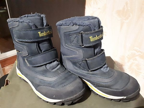 Продам сапоги Timberland 32 размер